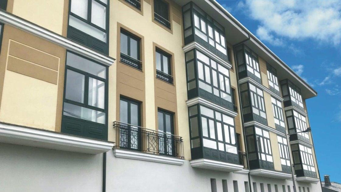 edificio triscornia inmobiliaria nos